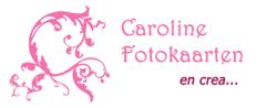 Caroline Fotokaarten en crea Logo